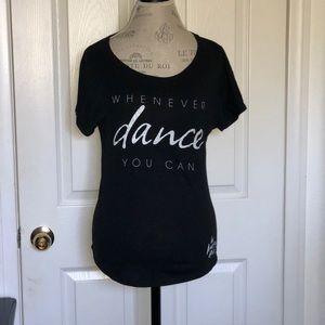 Tops - Dance shirt size Small